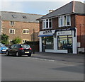 SO8005 : CK Nails and Bailey Opticians, Stonehouse by Jaggery