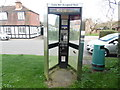 SU9495 : KX300 Telephone Kiosk in Coleshill, Bucks by David Hillas