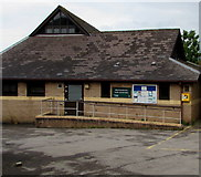 ST3090 : Malpas Community Centre, Newport by Jaggery