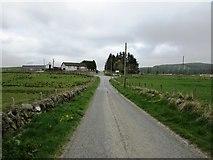 NO2203 : West Balgothrie Farmhouse, Lomond Hills by Bill Kasman