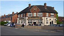 SK3670 : The Rose and Crown, Brampton by David Lally