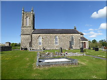H5956 : Ballynasaggart Church of Ireland by Kenneth  Allen
