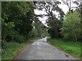 TF7902 : Minor road towards Cockley Cley by JThomas