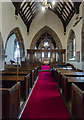 SK8386 : Nave, St Helen's church, Lea by Julian P Guffogg