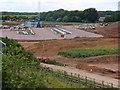 TL1969 : A14 road improvements by Michael Trolove