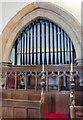 SK8386 : Organ, St Helen's church, Lea by Julian P Guffogg