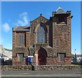 NS4075 : Dumbarton Free High Church by Lairich Rig