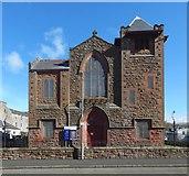 NS4075 : Dumbarton Free High Church by Lairich Rig