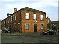SE2935 : Former Delph Lane Co-Op store (2) by Stephen Craven