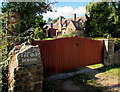 SO6026 : The Old School, Brampton Abbotts, Herefordshire by Jaggery