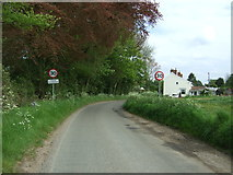 TM0099 : Entering Little Ellingham by JThomas