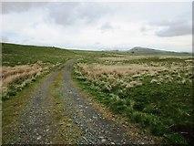 NO2204 : Track in Lomond Hills by Bill Kasman