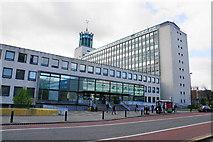NZ2564 : Civic Centre, Newcastle upon Tyne by Bill Boaden