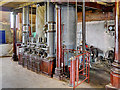SK2625 : Claymills Victorian Pumping Station, B Engine by David Dixon