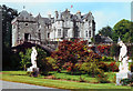 NM7235 : Torosay Castle by Des Blenkinsopp