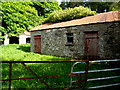 H5354 : Outbuilding, Latbeg by Kenneth  Allen