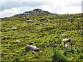 S7037 : Summit Cairn by kevin higgins
