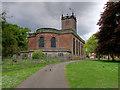 SK2522 : St Modwen's Church, Burton on Trent by David Dixon