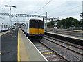 TQ6194 : Shenfield station by Marathon