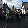 SJ1258 : Festival Day in Ruthin by Eirian Evans