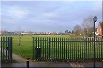 TA0832 : Fields, Endike Primary School by N Chadwick