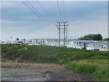 SY6478 : Caravans at Lynch Cove, Littlesea Holiday Park by Gary Rogers