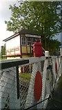 SK2663 : Church Lane Crossing by Tim Hodgins