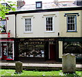 SY1287 : Mr Simms Olde Sweet Shoppe in Sidmouth by Jaggery