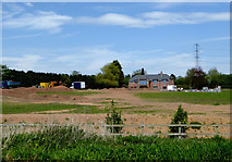 SO8690 : Development land near Hinksford in Staffordshire by Roger  Kidd