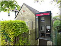 TL1821 : KX200 Telephone Kiosk in Whitwell, Herts by David Hillas