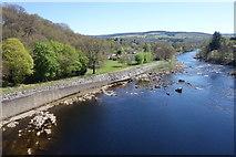 NN9357 : The River Tummel by Peter Jeffery