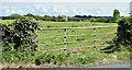 J5870 : Field gate, Cardy near Greyabbey (May 2017) by Albert Bridge