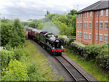 SD8010 : 6990 Witherslack Hall at Bury by David Dixon