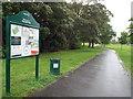 TQ4389 : Clayhall Park, Clayhall by Malc McDonald