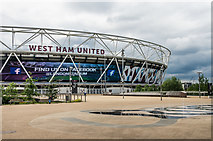 TQ3784 : London Stadium by Ian Capper