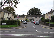 ST2894 : Waun Road, St Dials, Cwmbran by Jaggery