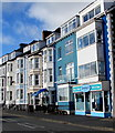 SN6195 : Shelley's Fish Bar in Aberdovey by Jaggery