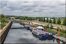 TQ3784 : Waterworks River by Ian Capper