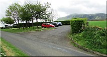 NO1706 : Glenvale car park. Lomond Hills by Bill Kasman