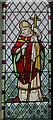 TF1476 : Stained glass window, St Giles' church by Julian P Guffogg