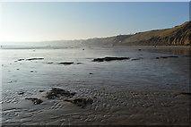 TA1281 : Sand, Filey Bay by N Chadwick