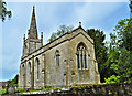 SO8674 : St Mary, Stone by Philip Pankhurst
