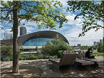 TQ3784 : Olympic Park, Stratford, East London by Christine Matthews