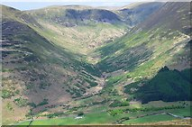 NT1512 : A whole glen replanted at Carrifran by Jim Barton