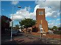 TQ4490 : Barkingside Methodist Church by Malc McDonald