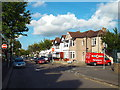 TQ4490 : Fairlop Road, Barkingside by Malc McDonald