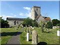 SU5886 : St. Mary's Church, Cholsey by PAUL FARMER