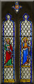 TF0592 : Stained glass window, St Peter's church, Kingerby by Julian P Guffogg