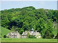 SD7051 : View of Dunnow Hall near Slaidburn by Philip Platt