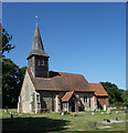 TQ7498 : Church of St Peter, South Hanningfield by Julian Osley